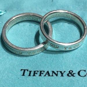 Tiffany and Co. Tiffany 1837™ Ring silver